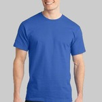Mens Ring Spun Cotton T Shirt