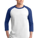 Mens 3/4-Sleeve T Shirt