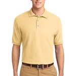 Mens Silk Touch Polo